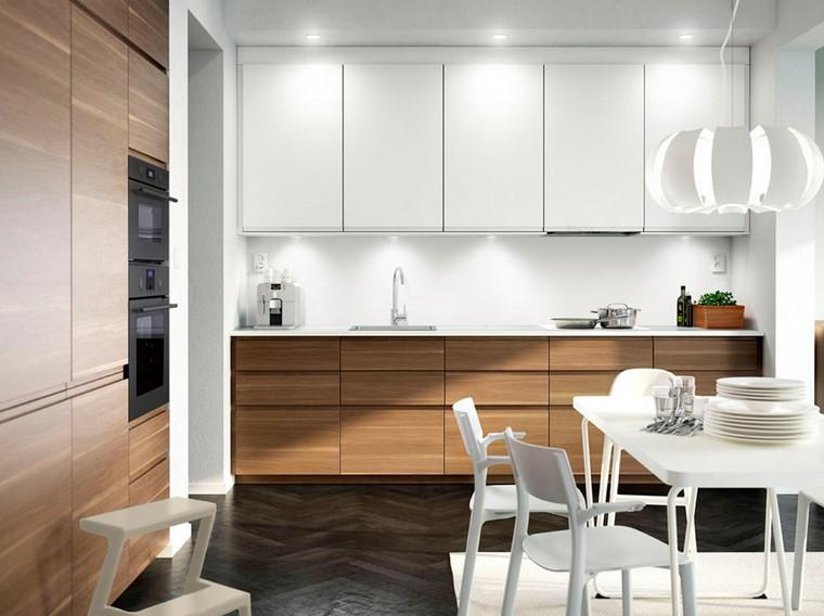 cocina ikea diseno minimalista moderno ideas