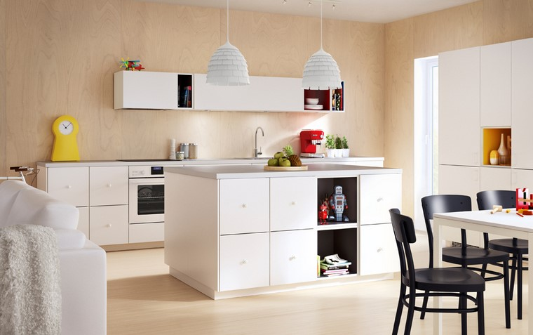 Emejing Diseño De Cocina Ikea Ideas - Casas: Ideas & diseños ...