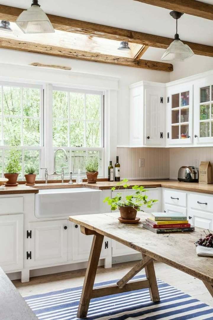 cocinas acentos diferentes estilos muebles