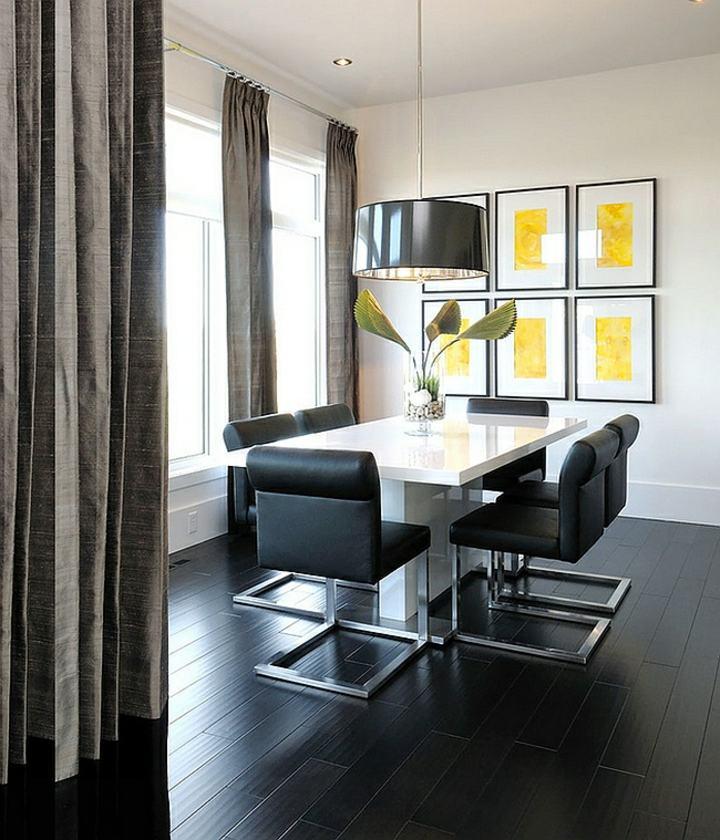 color negro ideas cortinas material sitios