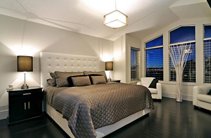 color negro ideas habitaciones funcionales colores