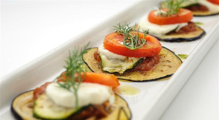 comida vegetariana recetas fáciles