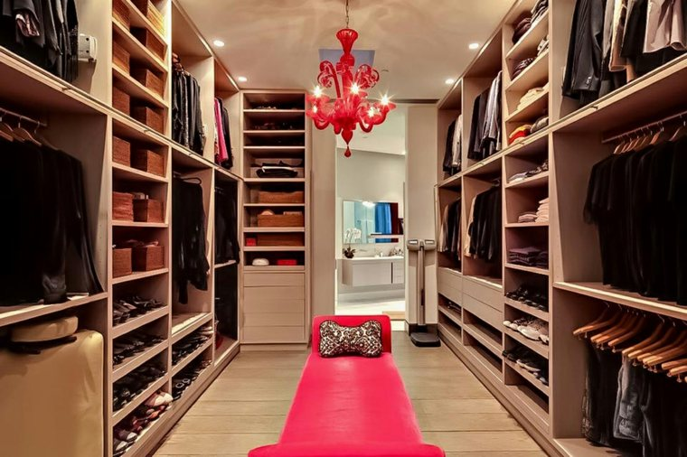 C mo hacer un vestidor en una habitaci n y organizarlo - Como enfriar una habitacion ...