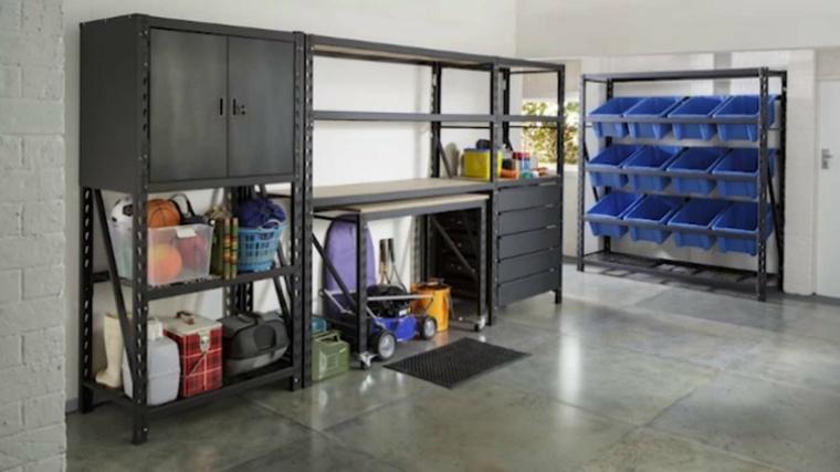 Armario garaje cheap fabulous armarios trasteros para - Armarios para garajes ...