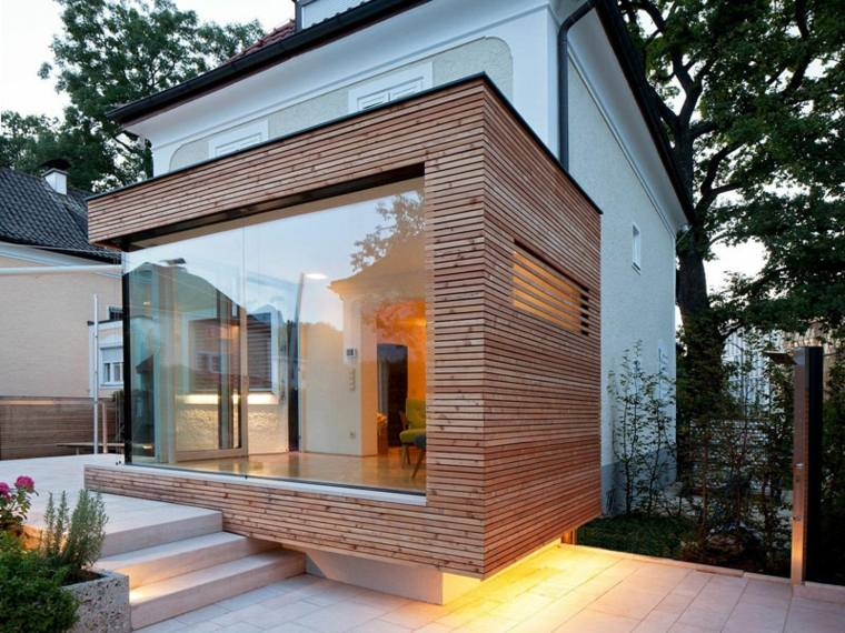 cristales para casas