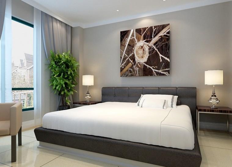 cuadros abstractos minimalistas