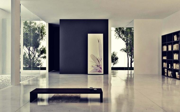 cuadros decorativos minimalistas interior
