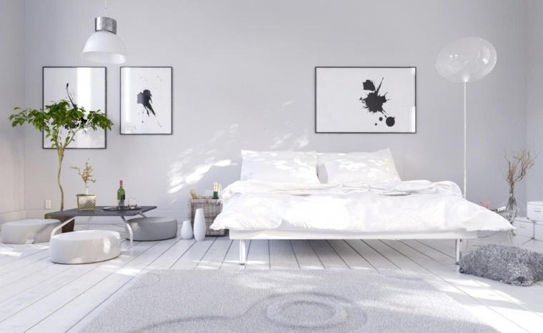 cuadros minimalistas dormitorio