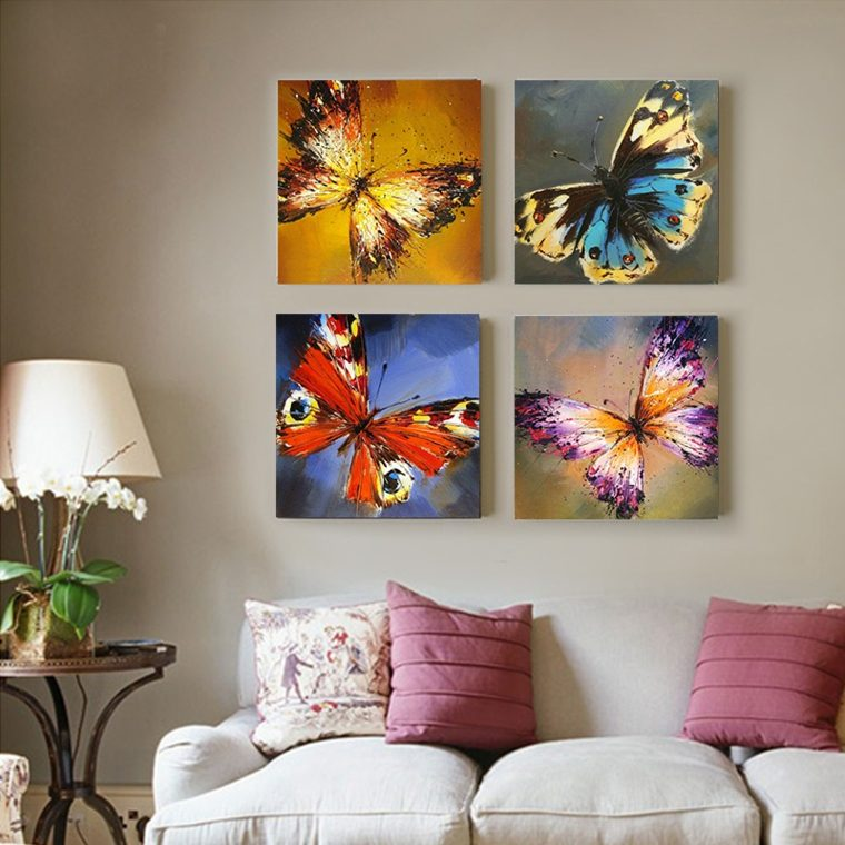 cuadros modernos decorar