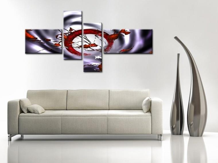 cuadros minimalistas para sala