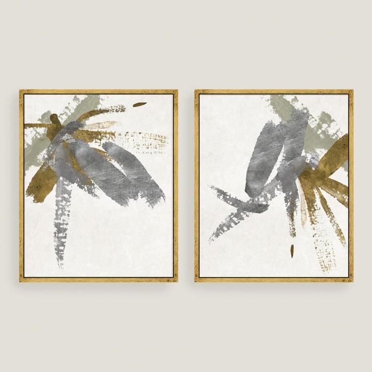 cuadros minimalistas simples