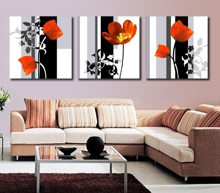 Cuadros minimalistas para decorar - Cuadros pequenos para decorar ...