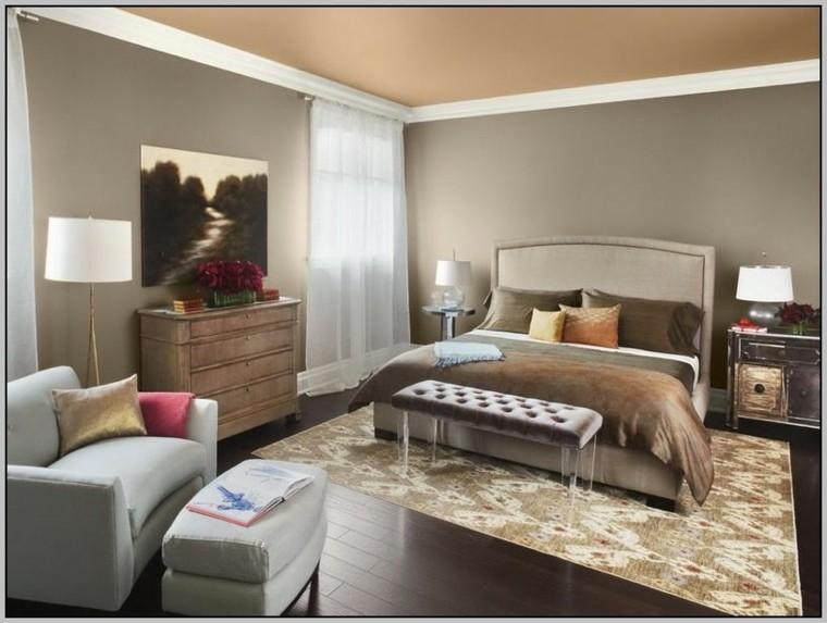 cuadros para dormitorios de matrimonio moderno