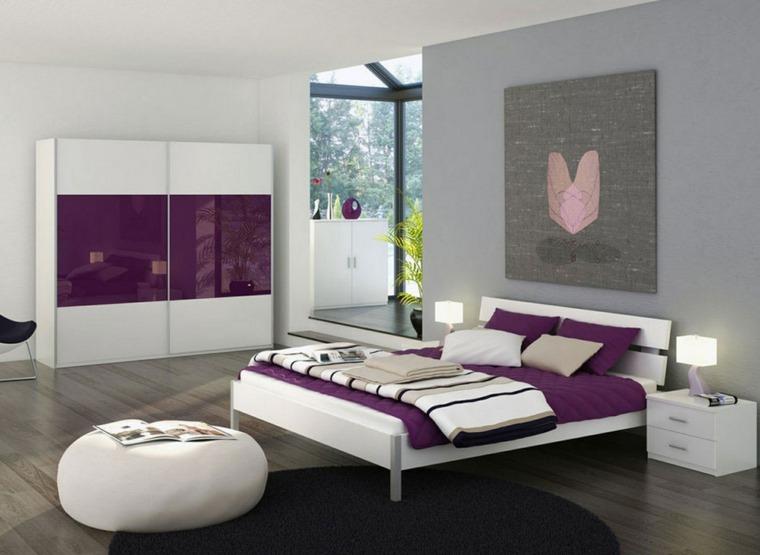 cuadros para dormitorios diseño
