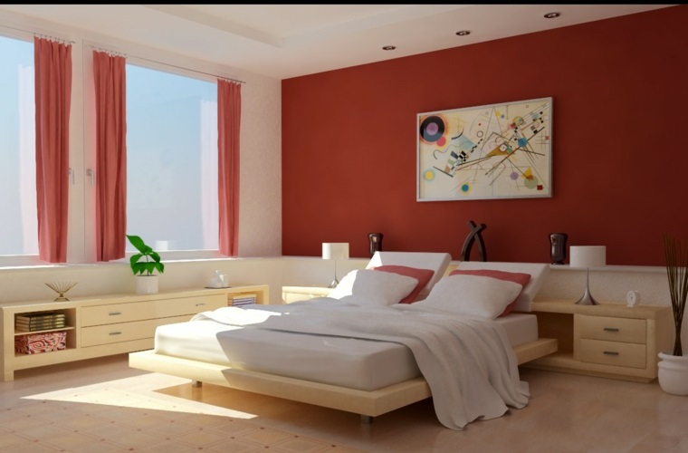 Cuadros para dormitorios elegantes -