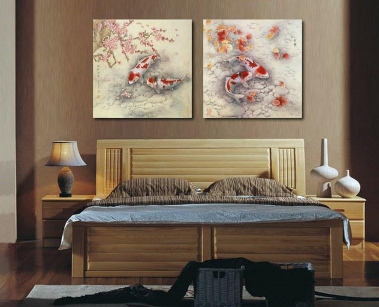 Cuadros para el bao excellent top pintura abstracta amo - Cuadros para el dormitorio ...