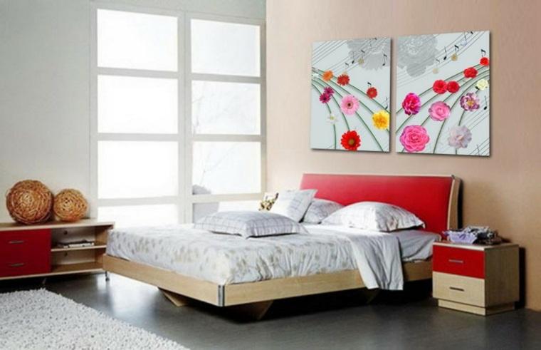 cuadros originales para dormitorio pinturas originales