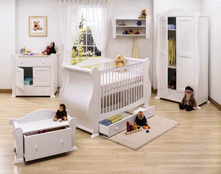Dormitorios minimalistas para ni os y ni as dise os de for Diseno de muebles para dormitorio de nina
