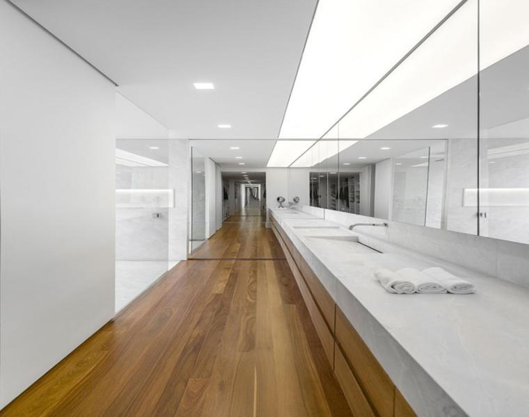 Interiores minimalistas disfruta de un espacio despejado - Disenadores de interiores famosos ...