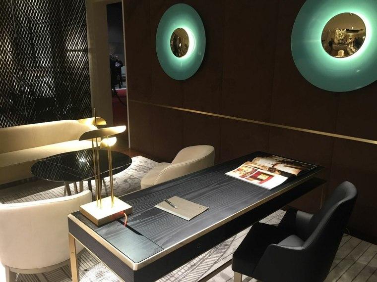 decoración de interiores de oficinas modernas