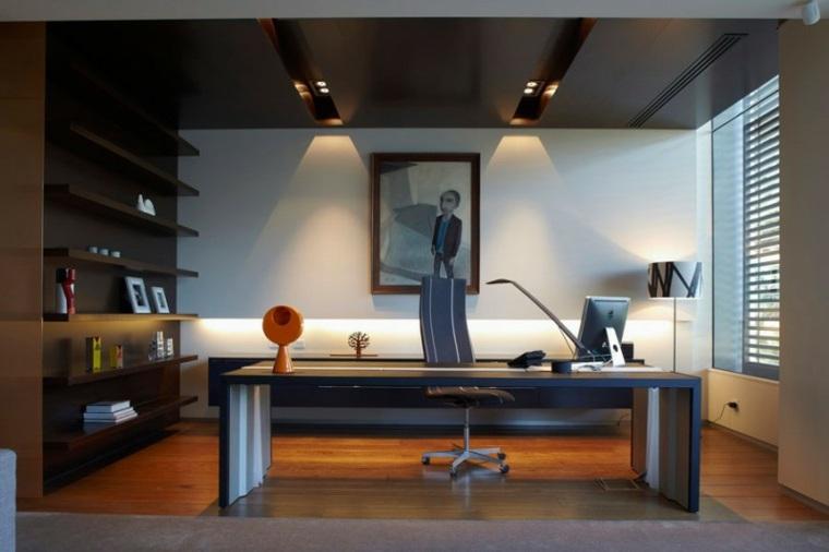 Dise o de oficinas tener la oficina en casa for Diseno de interiores oficinas pequenas