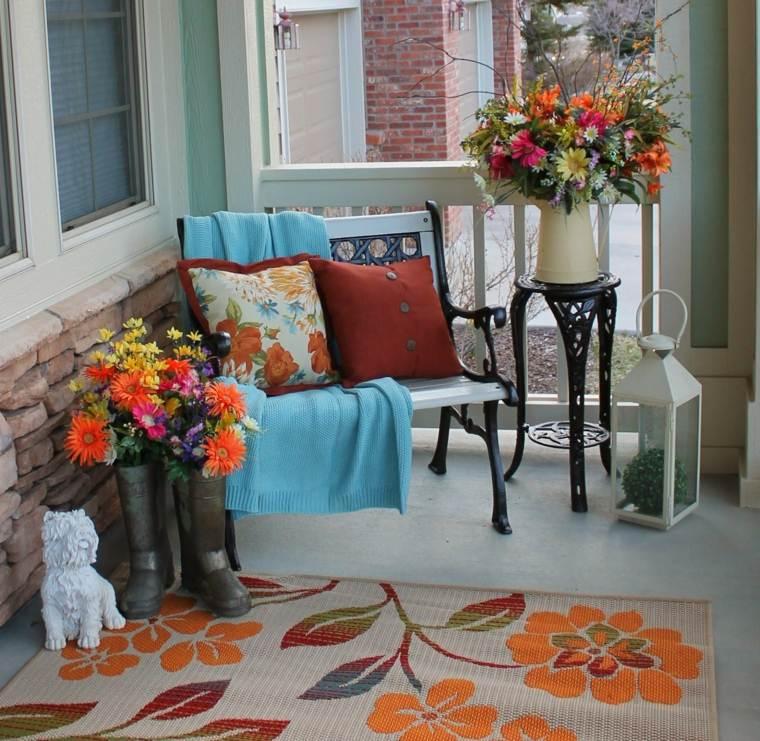 decoración de otoño exteriores