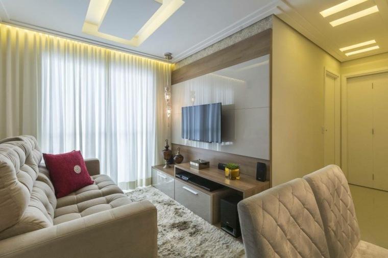 decoracion de salones clasicos apartamento pequeno ideas