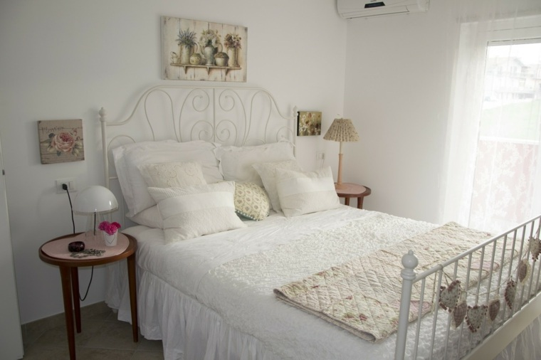 Camere country chic arredare la camera da letto in stile - Camere shabby chic ...
