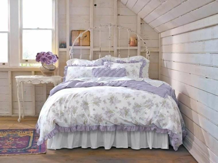 decoracion estilo shabby chic dormitorio diseno fantastico ideas