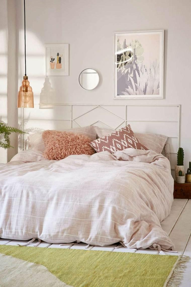 decoracion estilo shabby chic dormitorio muebles ideas