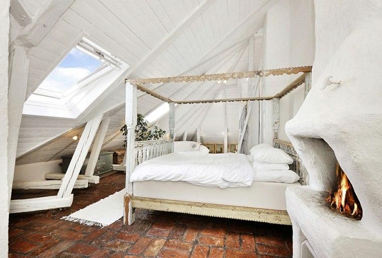 decoracion-estilo-shabby-chic-dormitorio-techo-blanco
