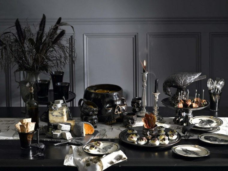 decoracion halloween moderna contemporaneo ideas