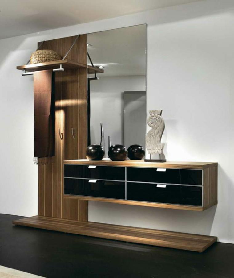 decoración minimalista interior casa