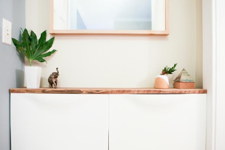 decoración minimalista interior