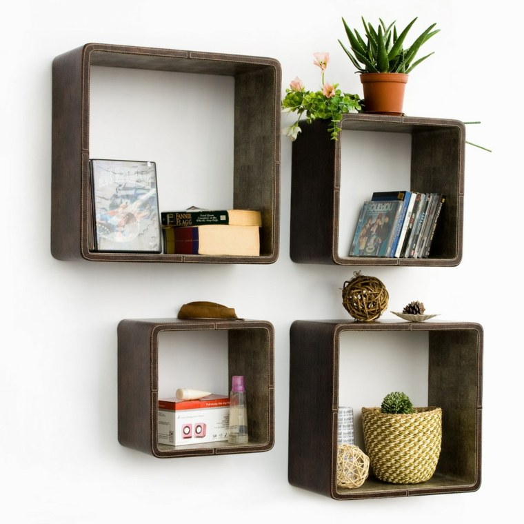 decoración minimalista moderna recibidor