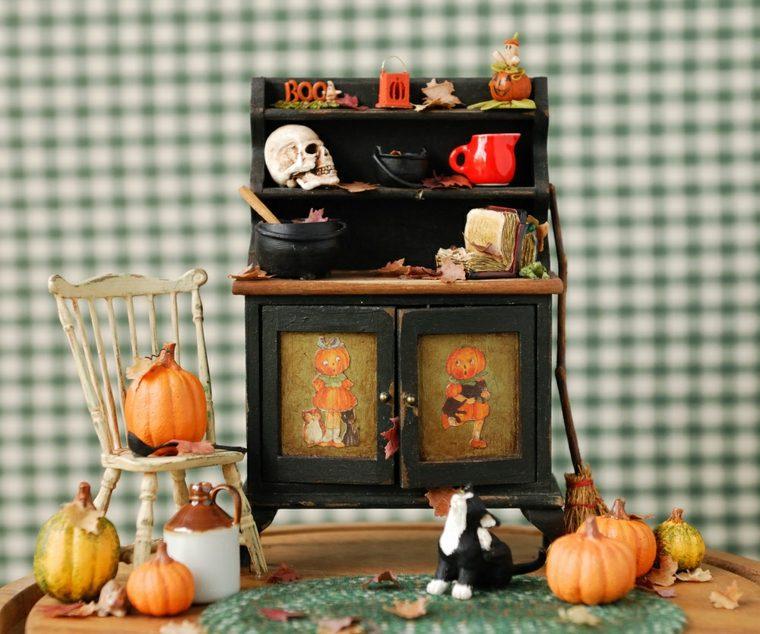 decoración para cocinas otoño