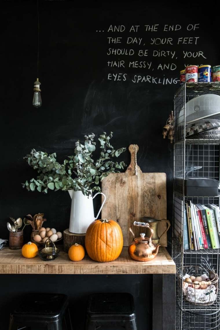 decoración para cocinas simples