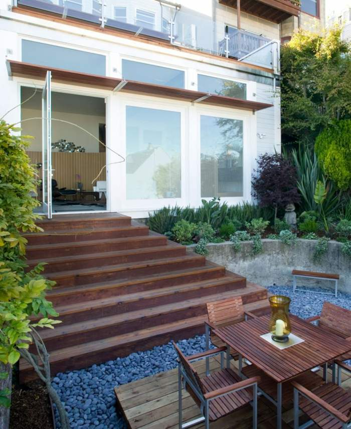 decoracion terrazas casa disenada feldman architecture ideas