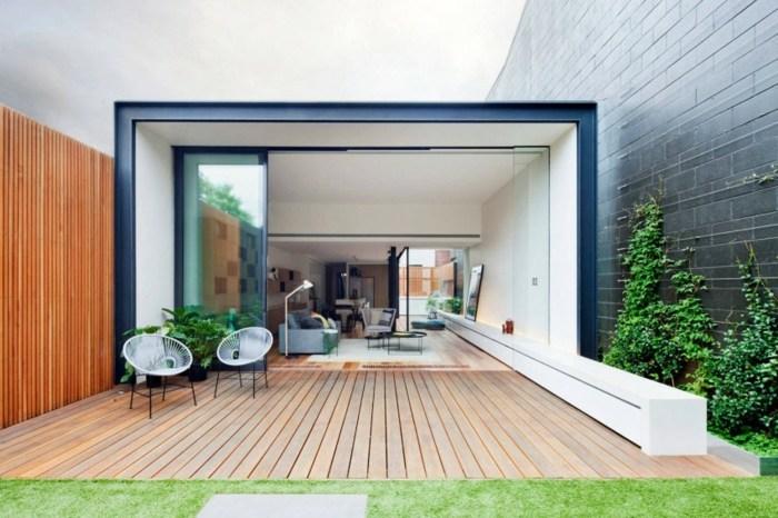decoracion terrazas casa disenada matt gibson architecture design ideas