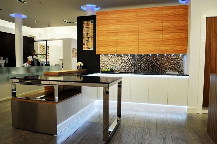 decoracion y diseno de cocinas funcional limpio ideas