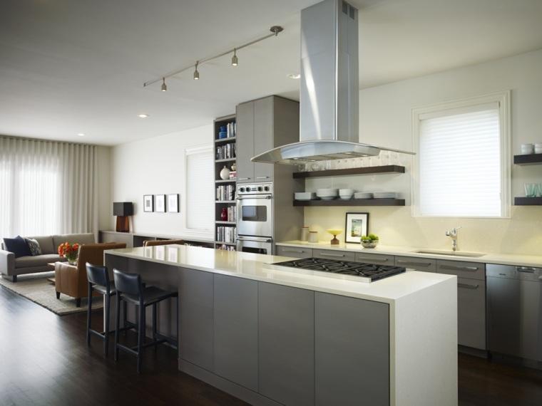 Decoración y diseño de cocinas muy atracivas