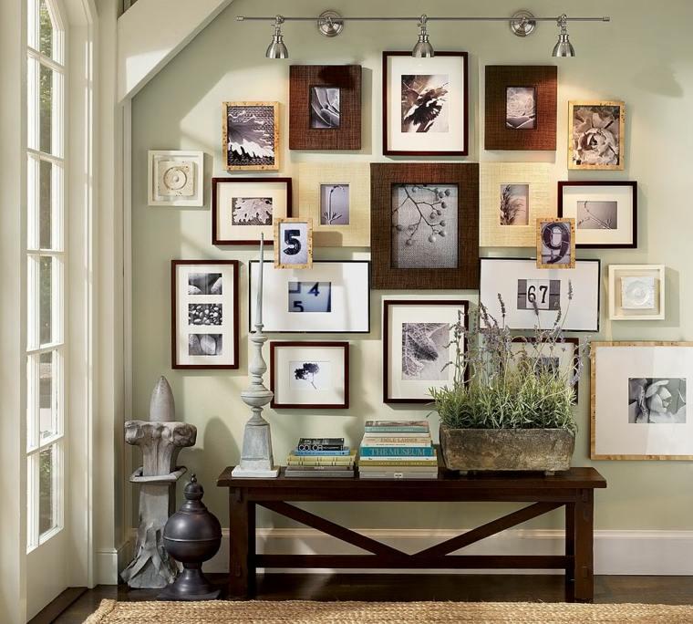 decorar con fotos casa