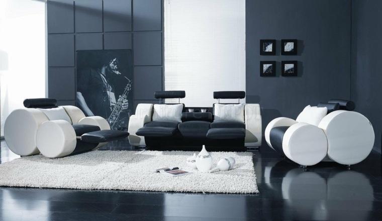 decorar con fotos interior elegante