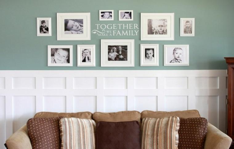 decorar con fotos interior