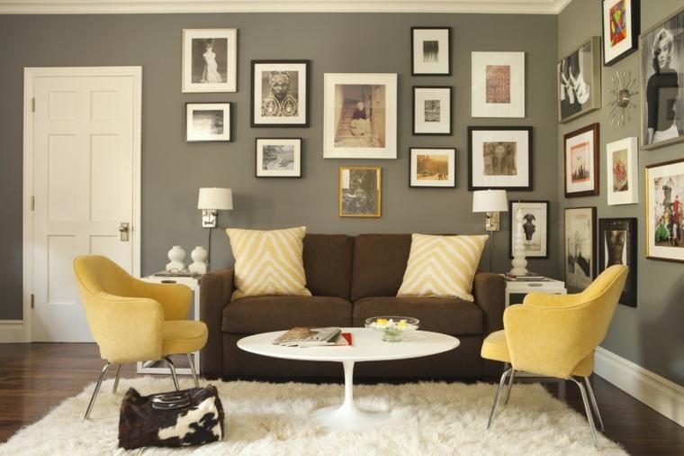 decorar con fotos paredes casa