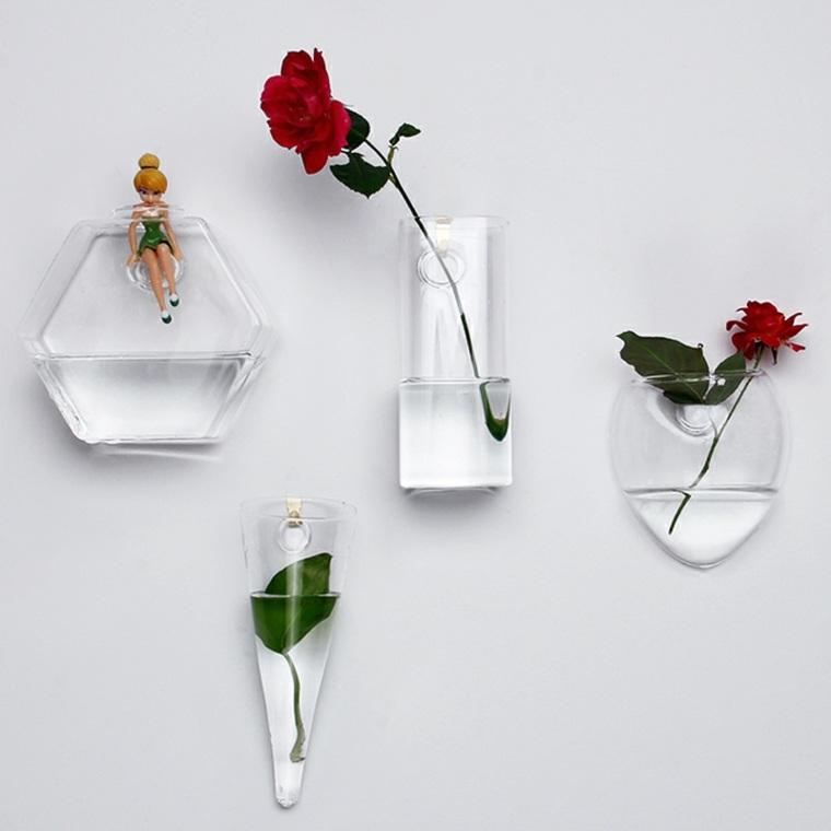 decorar con jarrones
