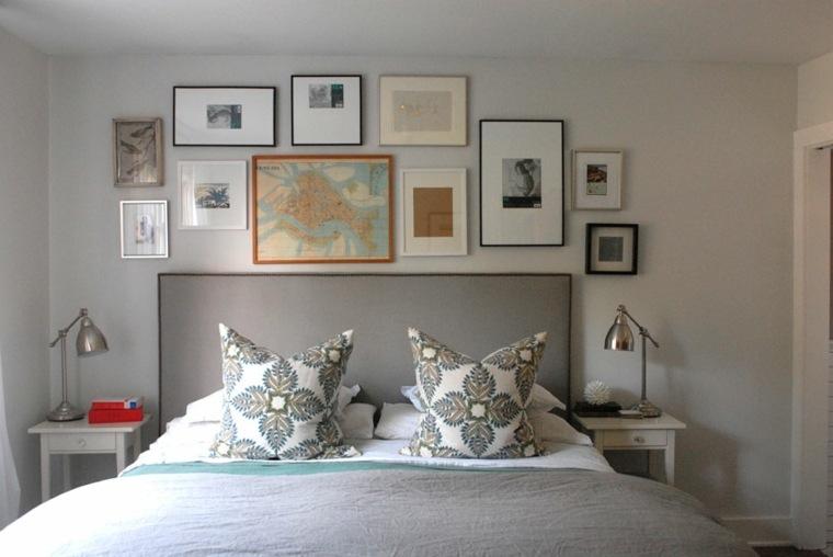 decorar paredes con fotos clásicas