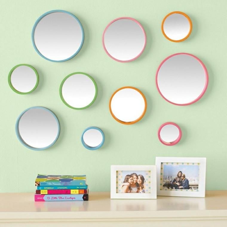 decorar paredes con fotos