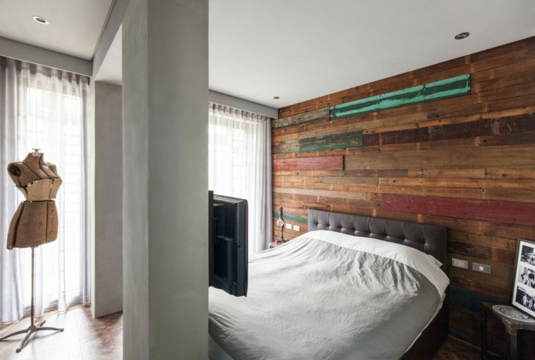 decorar paredes diseno interiores CHI TORCH Interior Design ideas