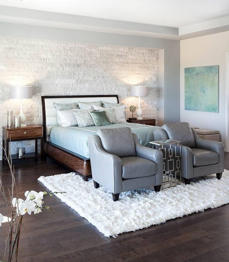 decorar paredes diseno interiores acentos blanco ideas